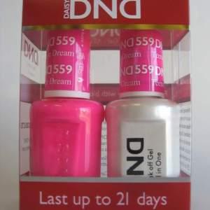 DND Gel & Polish Duo 559 - Teenage Dream