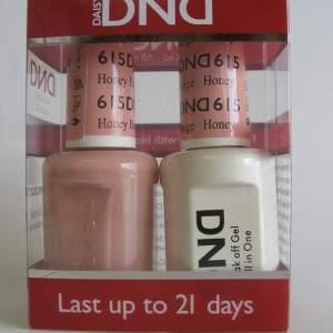 DND Gel & Polish Duo 615 - Honey Beige