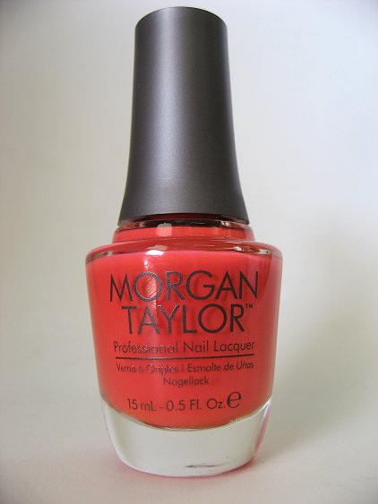 Morgan Taylor Nail Polish – 50122 GET SPORTY WITH IT – Manicure Pedicure