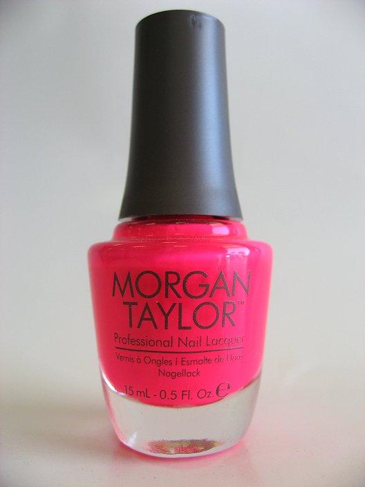 Morgan Taylor Polish 50181 - Pop-arazzi Pose
