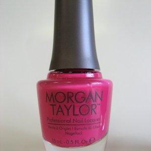 Morgan Taylor Nail Polish - 50202 Don't Pansy Around