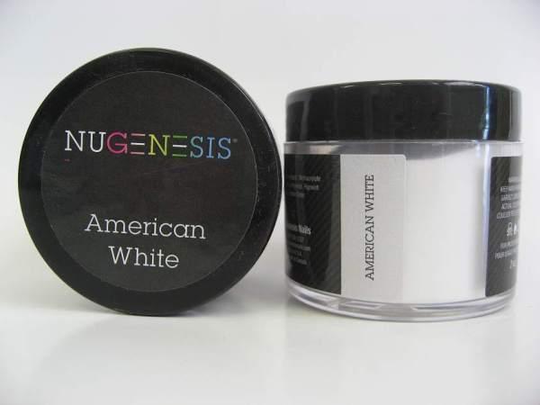 NuGenesis Dip Powder - American White