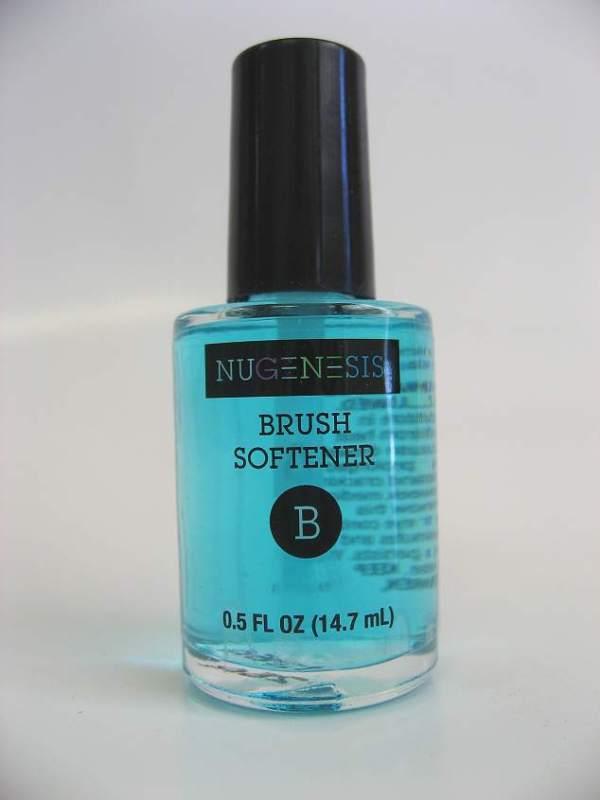 NuGenesis Brush Softener 0.5oz Bottle