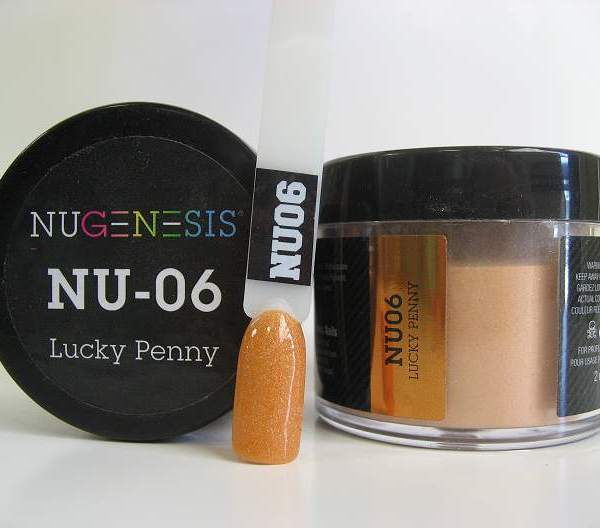 NuGenesis Dipping Powder - Lucky Penny NU-06