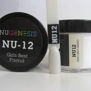 NuGenesis Dipping Powder - Girls Best Friend NU-12