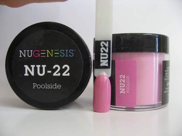 NuGenesis Dipping Powder - Poolside NU-22
