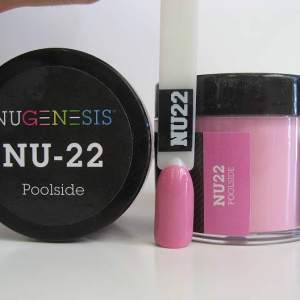 NuGenesis Dipping Powder - Poolside NU-22