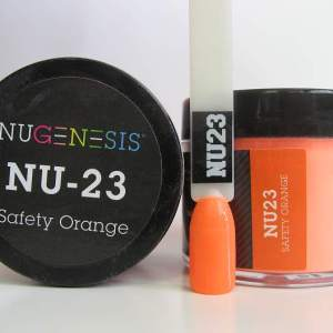 NuGenesis Dipping Powder - Safety Orange NU-23
