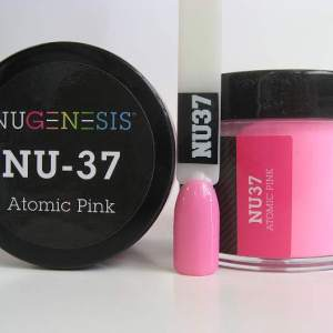 NuGenesis Dipping Powder - Atomic Pink NU-37