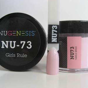 NuGenesis Dipping Powder - Girls Rule NU-73