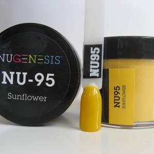 NuGenesis Dipping Powder - Sunflower NU-95