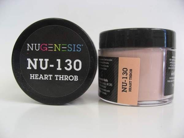 NuGenesis Dipping Powder - Heart Throb NU-130