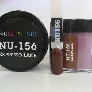 NuGenesis Dipping Powder - Expresso Lane NU-156