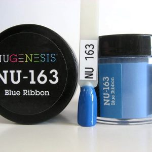 Nugenesis Easy Dip Powder - NU-163 Blue Ribbon