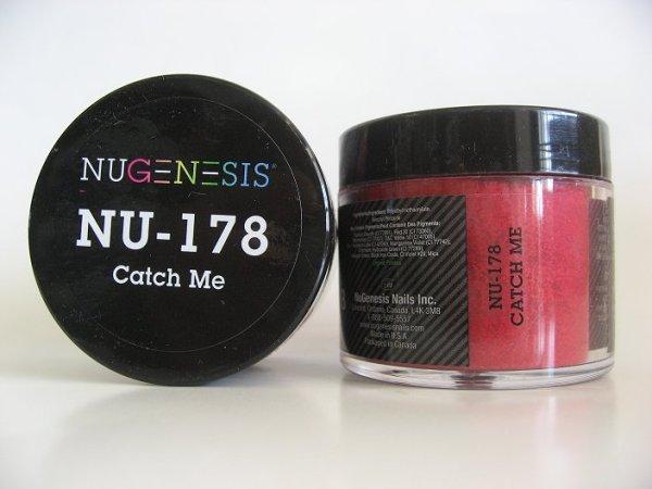NuGenesis Dipping Powder NU-178 - Catch Me