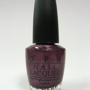 OPI B19 - Fee Fi Fo Plum