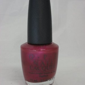 OPI Polish - NL F09 - JEWEL OF INDIA