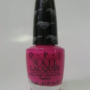 Discontinued OPI - NL F72 Girls Love Ponies