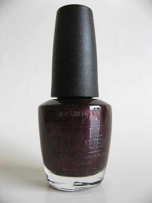 OPI Polish - HR H06 - Rich & Brazilian
