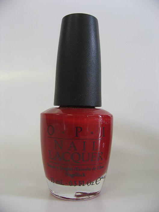 OPI Polish - NL R55 - Vodka and Caviar - Manicure Pedicure