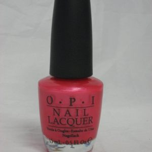 Discontinued OPI S20 - Come To Poppy