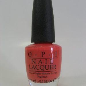OPI Nail Polish NL T30 - I Eat Mainely Lobster