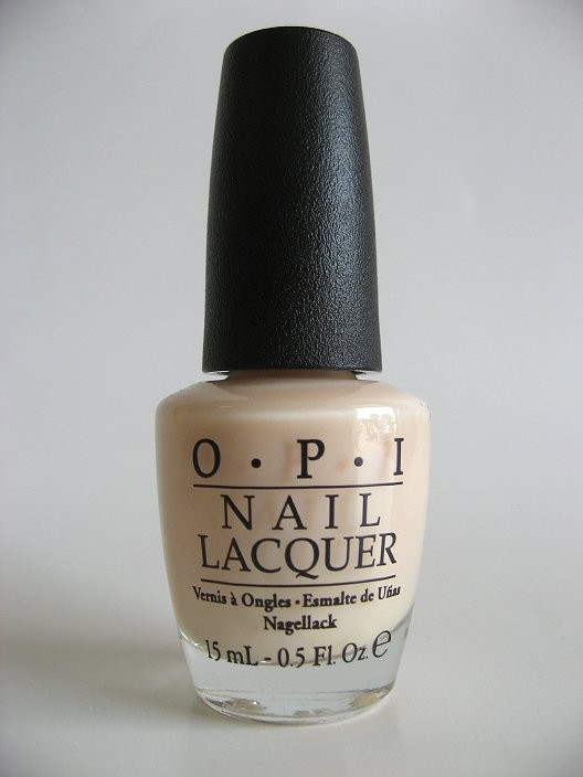OPI Polish - T57 - Don't Burst My Bubble