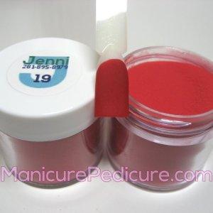 JENNI Color Acrylic Powder - JEN 19