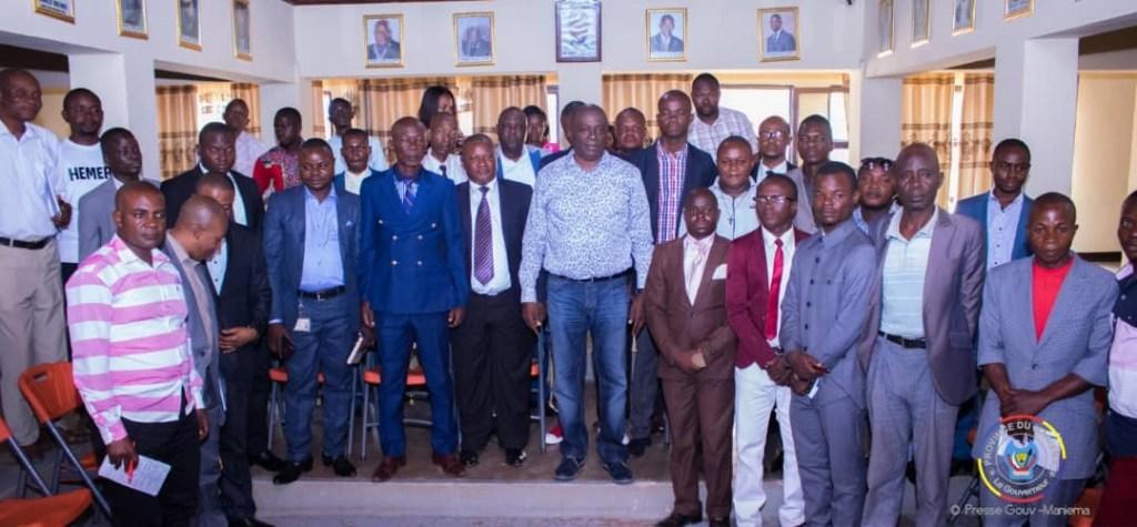 Communiqué de presse : Le Gouverneur Musafiri n'a pas porté plainte contre le Journaliste Deck'son Assani Kamango