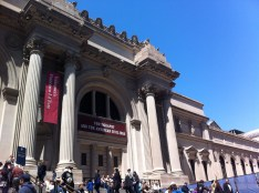 The Metropolitan Museum of Art: Is it a birthday tradition if we've done it twice?