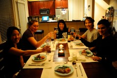 Jessup Family Dinner.
