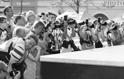 Foto: Gerrit Martin .:. Thüringen-Rundfahjrt der Frauen, Saalfeld .:. 18.7.2014