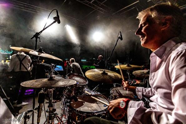 Romeos live auf dem Theatherplatz beim Stadtfest Bad Godesberg am 13.9.2019