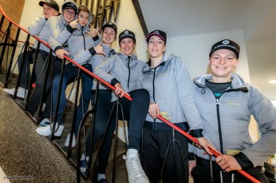 Team d.velop Ladies, 22.2.2020