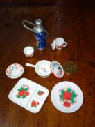 REMENT UTENSILS WITH THERMOS (OK for Barbie)