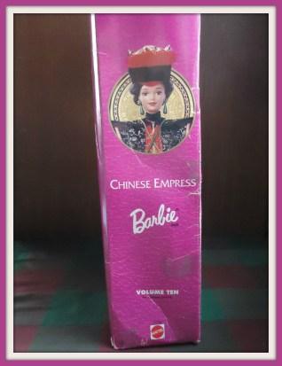 Chinese Empress Side Box