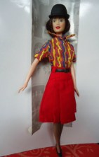 CATHAY PACIFIC CREW DOLL