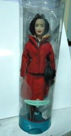 Cathay Pacific Doll