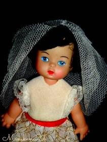 Hongkong Doll Bride