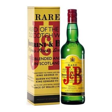 Image result for J&B Rare Scotch Whisky