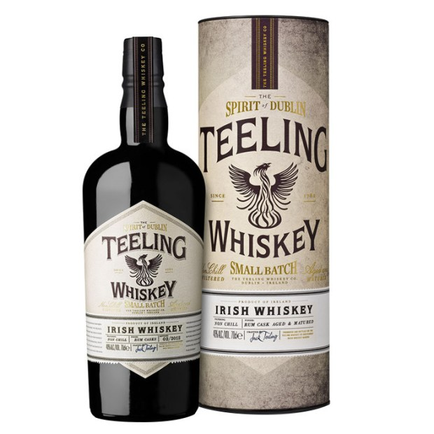 Image result for teeling small batch