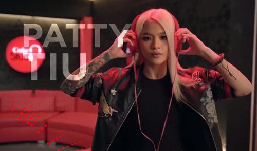 DJ Patty Tiu for Coke Studio Philippines.