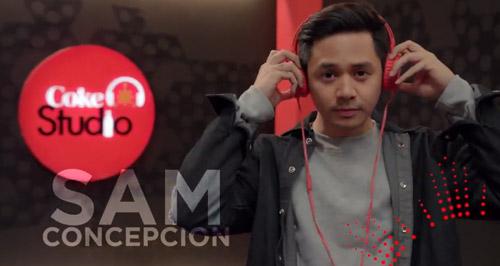 Sam Concepcion for Coke Studio Philippines