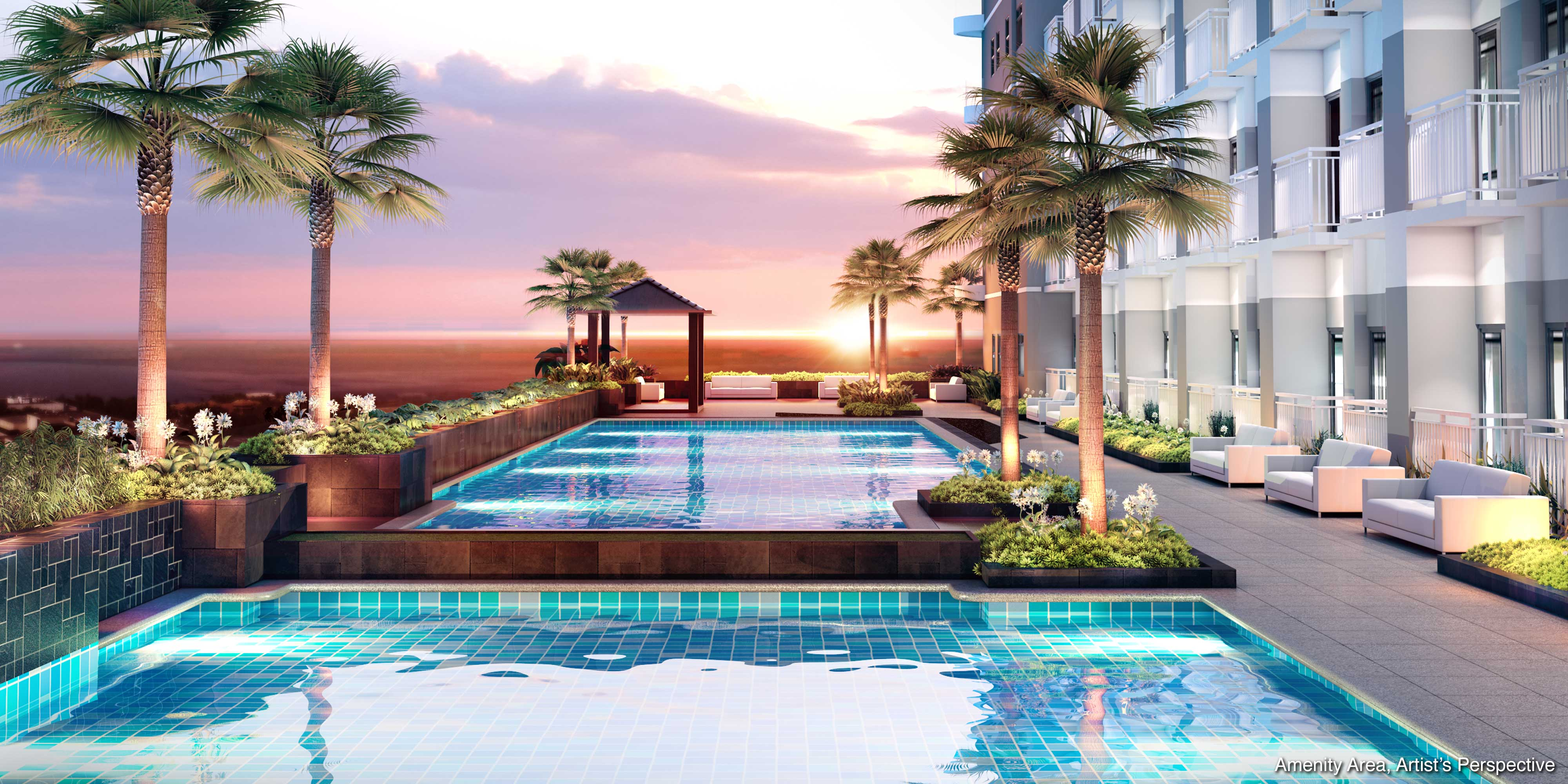 SMDC Coast Residences Pool