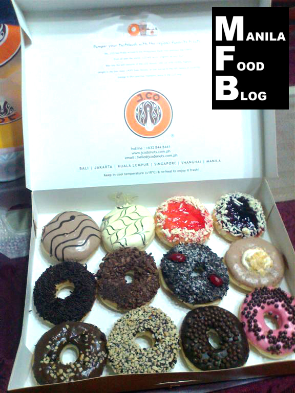 J.Co Donuts and Coffee: The New Kid on the Block (2/5)