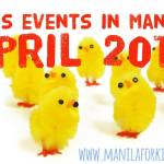 April Manila For Kids