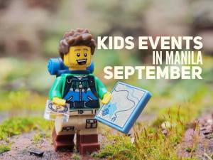 Kids Events Manila September