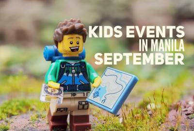 Kids Events Manila September