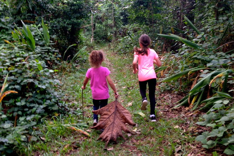 Hiking with Kids at La Mesa Nature Reserve • Manila For Kids
