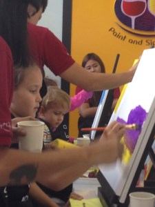 Painting - Manila for Kids